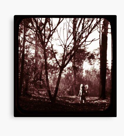 Fae Whispers ii Canvas Print