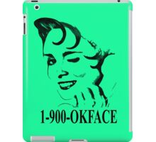 30 Rock (1-900-OKFACE) iPad Case/Skin