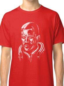 Shepard - Mass Effect - White Classic T-Shirt