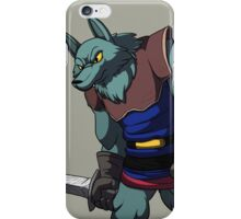 Slayers: Dilgear (Shaded Version) iPhone Case/Skin