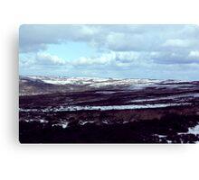 North York Moors Canvas Print