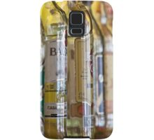 Alcohol Bottles Samsung Galaxy Case/Skin