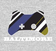 Gamer Fan Baltimore by AnthoneyArt