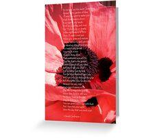 The Great Gardener Greeting Card