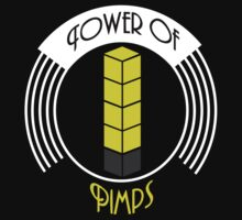 Tower of Pimps by Evan Hatch