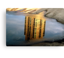 ~Urban Reflection~ Canvas Print