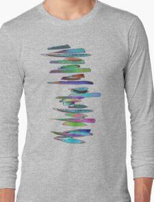 BRUSH T Long Sleeve T-Shirt