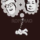 ROFLMAO by Octochimp Designs