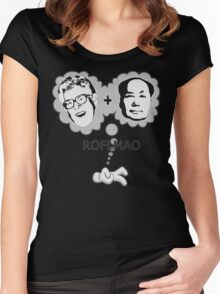 ROFLMAO Women's Fitted Scoop T-Shirt