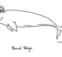 Broccoli Beluga by kellymaryanski