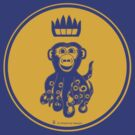 Octochimp - single colour by Octochimp Designs