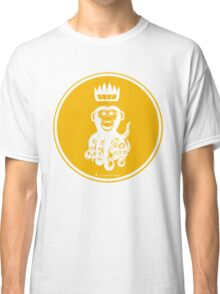 Octochimp - single colour Classic T-Shirt