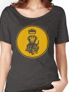 Octochimp - single colour Women's Relaxed Fit T-Shirt