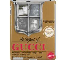 Legend of Gucci iPad Case/Skin