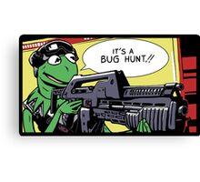 """It's a bug hunt!!"" Canvas Print"