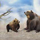 When Bear Speaks by Abeque  Wikimac