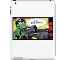"""It's a bug hunt!!"" iPad Case/Skin"