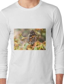 Tattered and Torn Long Sleeve T-Shirt