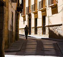 Rubielos de Mora, Teruel, Spain by Andrew Jones
