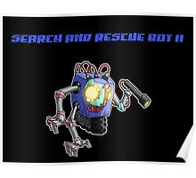 search and rescue bot II Poster