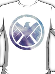 S.H.I.E.L.D - Purple/Blue T-Shirt
