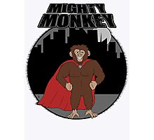 Mighty Monkey Photographic Print