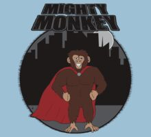 Mighty Monkey Baby Tee