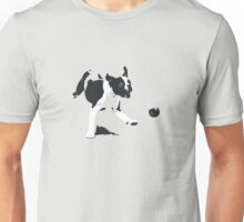 A Dog and his Ball Unisex T-Shirt