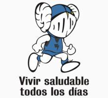 Vivir Saludable Todos los Dias by wasqps