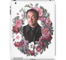 Crowley Wreath iPad Case/Skin