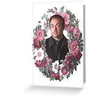 Crowley Wreath Greeting Card