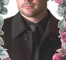 Crowley Wreath Sticker