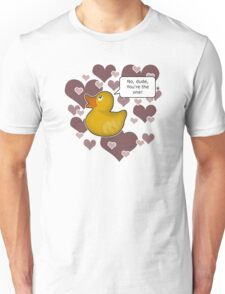 ♥ Rubber Ducky ♥ -girly T-Shirt
