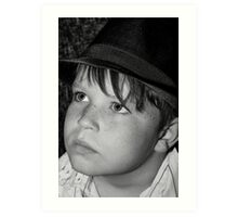 max my son Art Print
