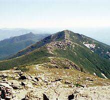 Franconia Ridge by chazz