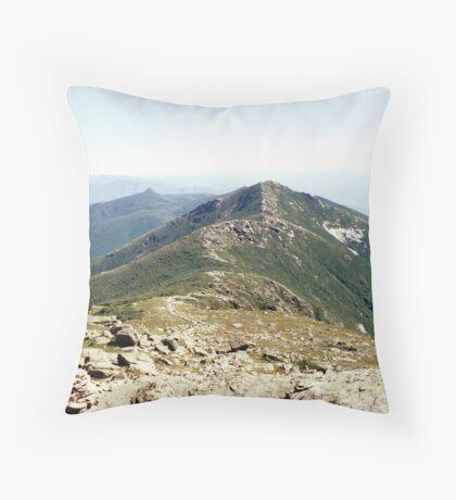 Franconia Ridge Throw Pillow