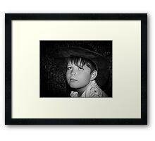 max my son 2 Framed Print