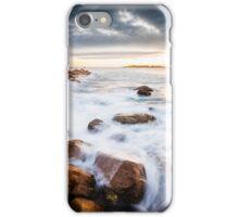 Freeman's Knob Waves iPhone Case/Skin