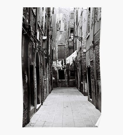 Street Car named Venice Poster
