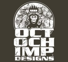 Octochimp Designs T-Shirt