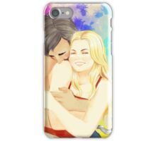 Hug From Behind iPhone Case/Skin