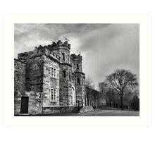 Cork City Gaol Art Print