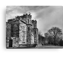 Cork City Gaol Canvas Print