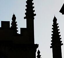 Dreaming Spires by Jane Hansen