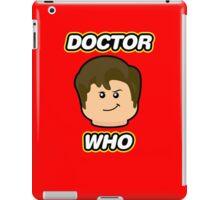 Brick Doctor Who  iPad Case/Skin