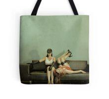 Good Sister, Bad Sister Tote Bag