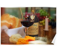 Wine V Poster