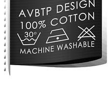 100% Cotton Machine Washable by avbtp
