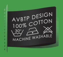 100% Cotton Machine Washable One Piece - Short Sleeve