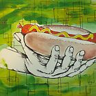 oh boy hot dogs! by giantrabbit